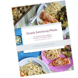 Simply Satisfying Meals